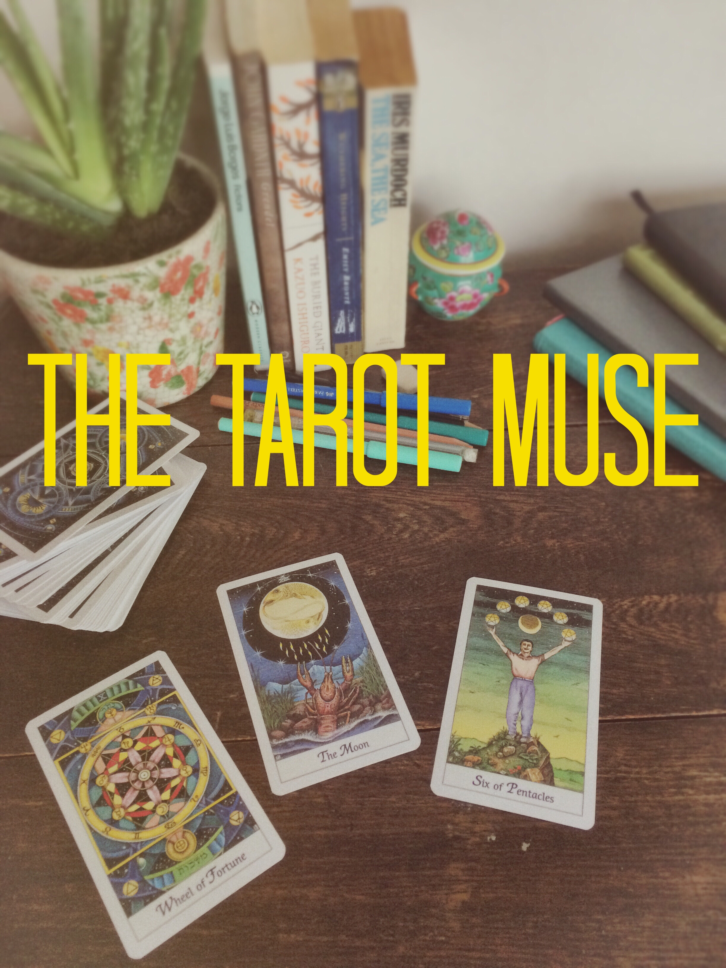 The Tarot Muse